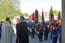 Florianstag der Freiwilligen Feuerwehr Neureut